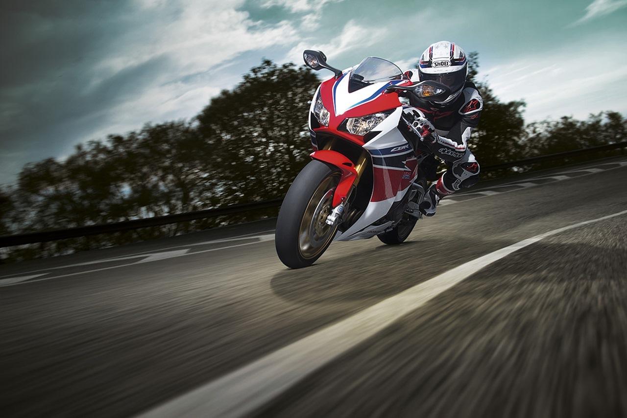 Foto de Honda CBR1000RR SP (9/10)