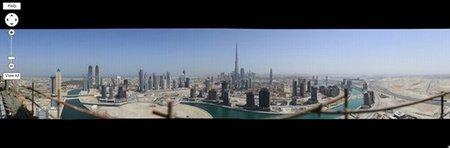 Dubai en 45 gigapíxeles, nuevo record de resolución