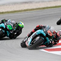 Yamaha se queda sin motores en MotoGP: Valentino Rossi y Fabio Quartararo utilizaron ya el quinto en Barcelona