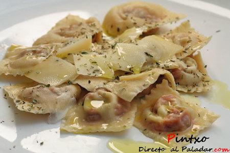 Hacer raviolis con pasta fresca
