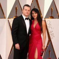 Matt Damon en Versace