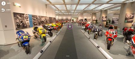 Museo Honda Visita Virual 4