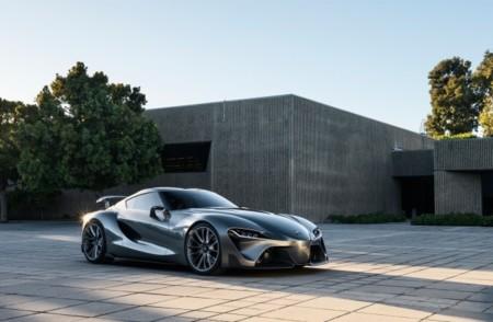 Nuevo Toyota TF-1: otro superdeportivo que querrás que salga de tu videojuego
