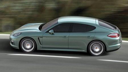 Porsche Panamera Diesel, llega la versión más eficiente