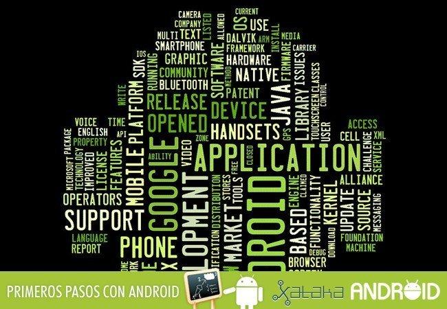Nube de etiquetas Android