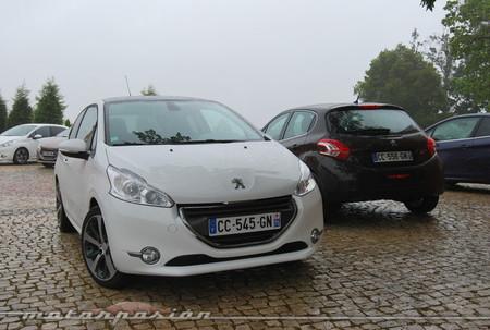 Peugeot 208, presentación y prueba en Portugal (parte 1)