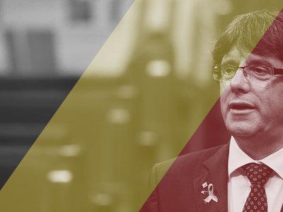 Puigdemont a la fuga: por qué su llegada a Bruselas podría romper sin querer el gobierno de Bélgica