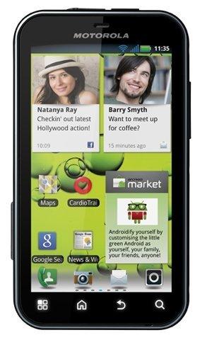 Motorola Defy+, puesta al día del todoterreno de Motorola
