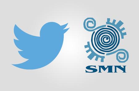 Twitter activa su utilidad de alertas en México de la mano del Servicio Meteorológico Nacional