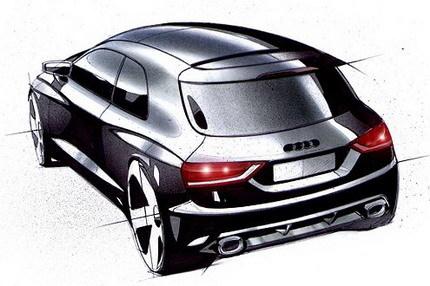 Presentación del Audi A1 en el salón de Tokyo