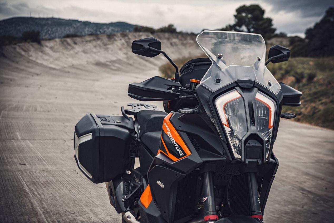 Foto de KTM 1290 Super Adventure S 2021 (7/11)