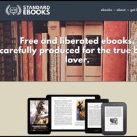 En Standard Ebooks puedes descargas libros gratis y de dominio público en un hermoso formato