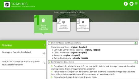 Renovar Licencia Conducir Ciudad De Mexico Requisitos