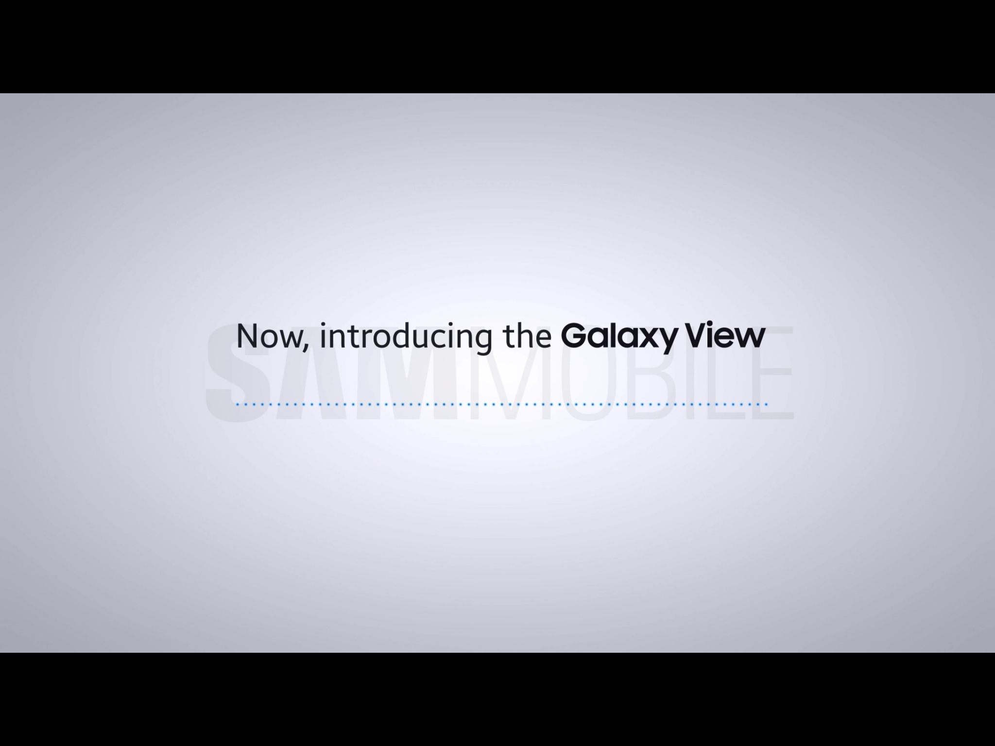 Foto de Samsung Galaxy View (19/24)