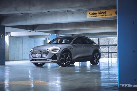 Audi Etron Sportback Matrix Light 2021 Prueba De Manejo Opiniones 2