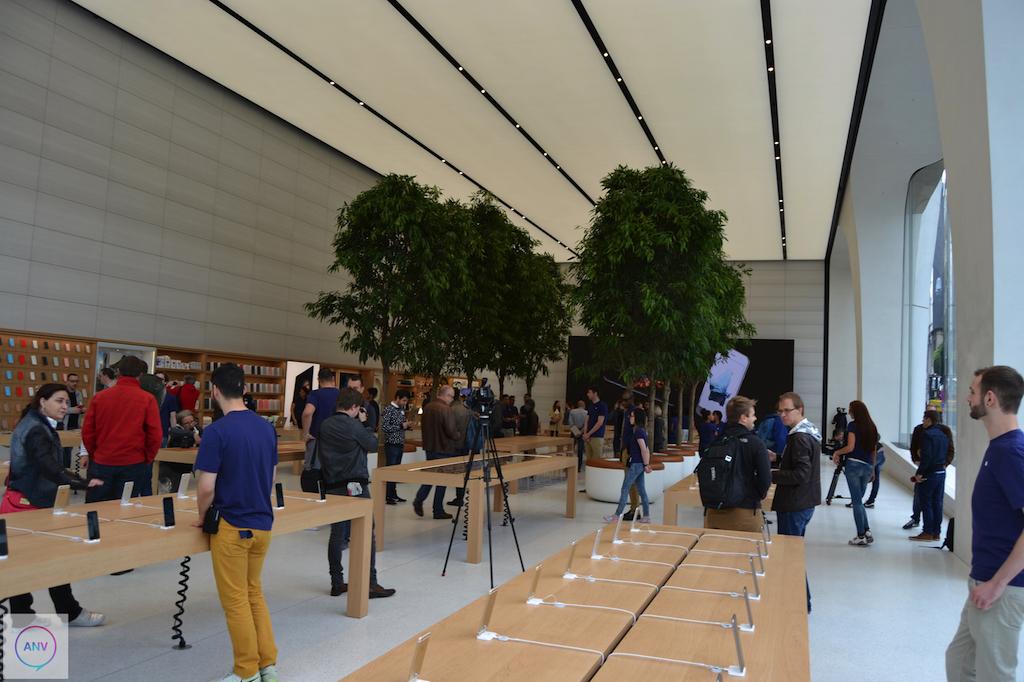 Foto de Apple Store de Bruselas (5/11)