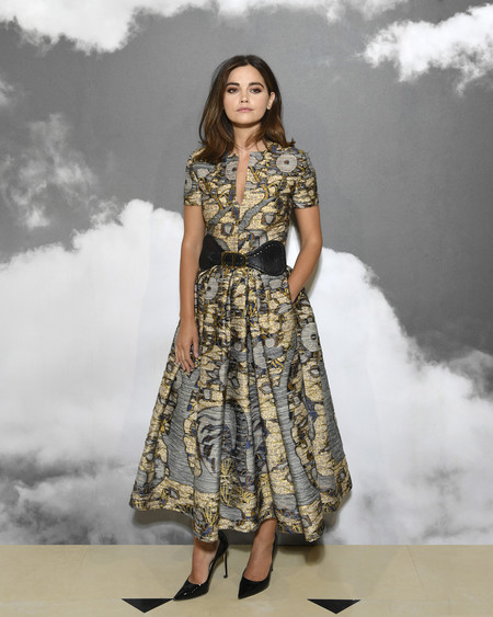 Dior Haute Couture Autumn Winter 2019 2020 Vips Jenna Coleman
