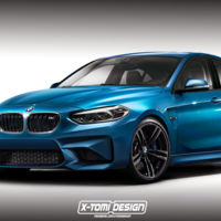 ¿Un BMW M de tracción delantera? Así se vería el Serie 1 M Sedán