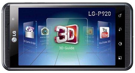 LG Optimus 3D a la venta en México en septiembre