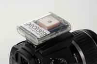 Kato de Geotate, accesorio para geoetiquetar tus imágenes