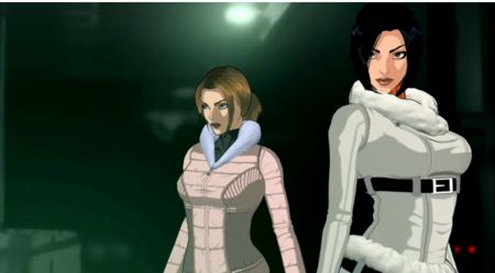 Fear Effect: Sedna consigue su objetivo y logra ser financiado en Kickstarter