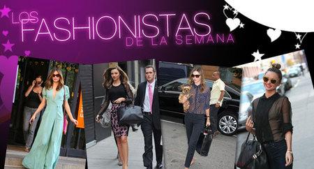 Los fashionistas de la semana: el estilo de Miranda Kerr... ¡mejor inspiración, imposible!