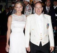 Boda Real en Mónaco: La cena de gala en la Ópera de Montecarlo