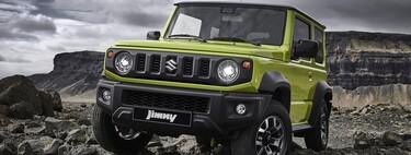 Suzuki Jimny: Precios, versiones y equipamiento en México