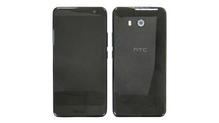 HTC U: adiós al cuerpo de metal, ¿sin jack de audio y con resistencia al agua?