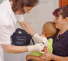 La vacuna neumocócica es efectiva, ya ha reducido los casos de meningitis por neumococo