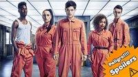 'Misfits' ¿se rompió el amor en la tercera temporada?