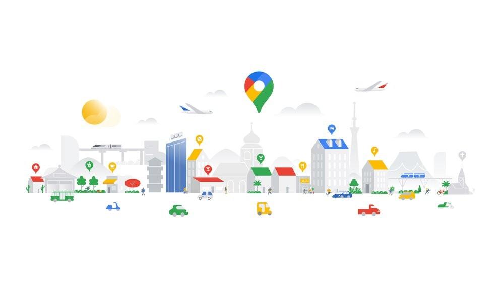 Así es como Google Maps te ayudará a mantener la distancia de seguridad en el transporte público
