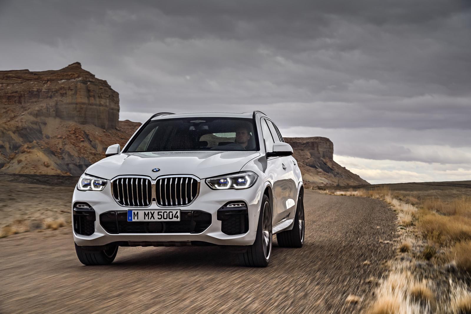 Foto de BMW X5 2018 (13/45)