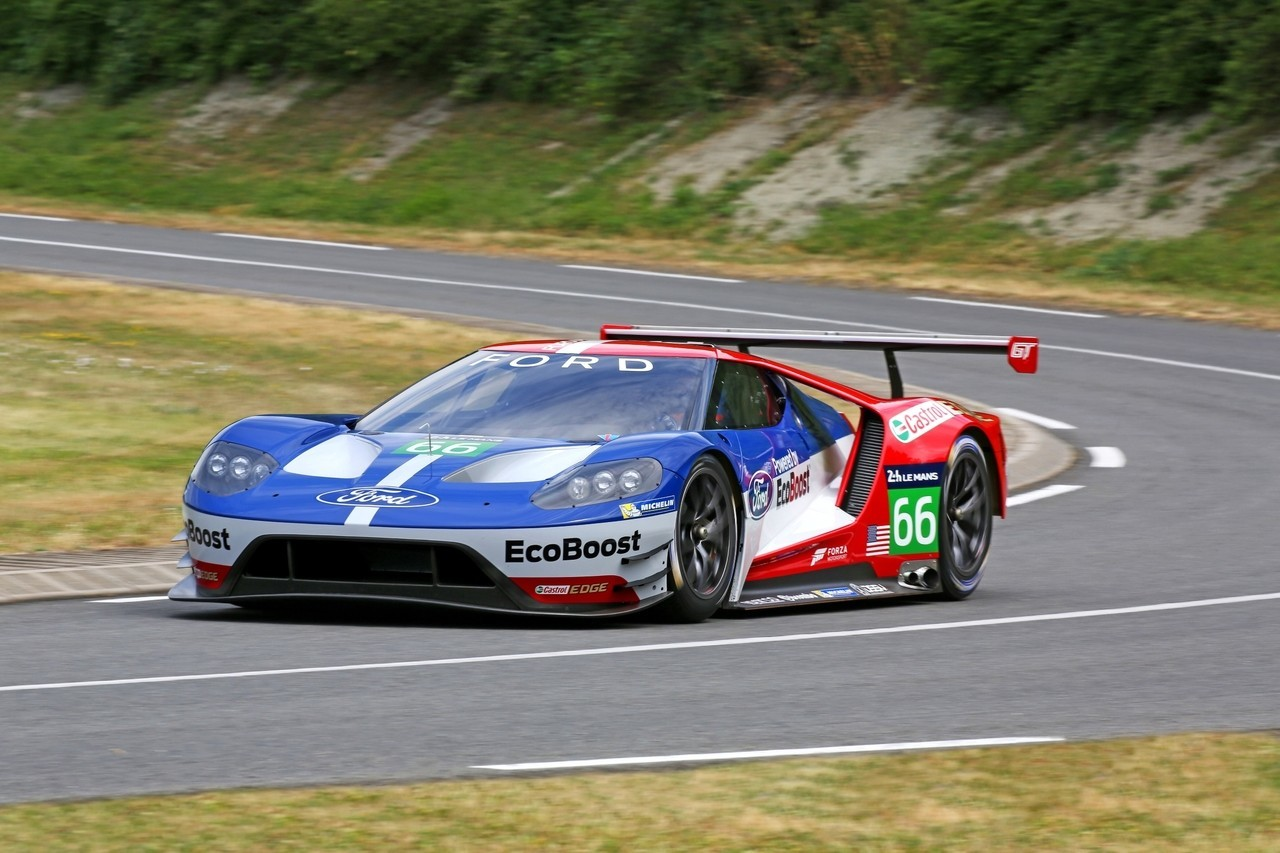 ford gt at le mans 2016 with 3 on Watch besides Mustang Evaluated As 2018 Falcon Supercars Replacement 857426 additionally Ford Wins Le Mans likewise Ford Shelby Mustang GT350 30649 moreover Mclaren Lmp1 Concept.
