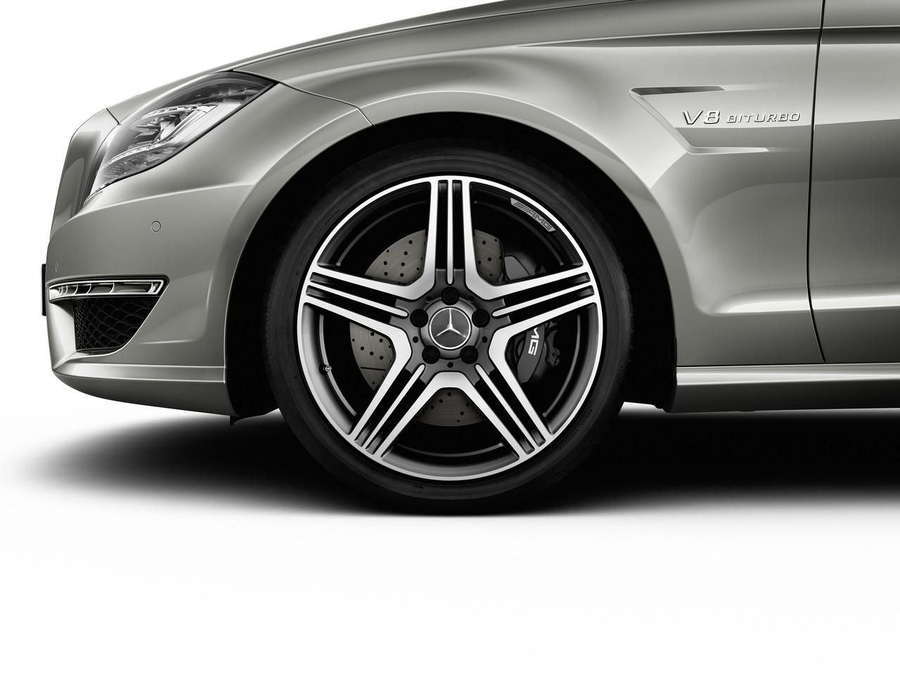 Foto de Mercedes CLS 63 AMG 2011 (9/30)