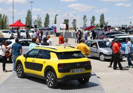 Planes de fin de semana: échale un par de chevrones y vete a la Macro KDD Citroën