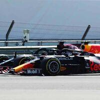 Anatomía de un accidente: el golpe entre Lewis Hamilton y Max Verstappen en Silverstone, segundo a segundo