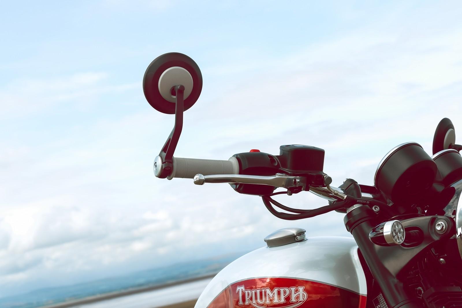 Foto de Triumph Bonneville T100 Bud Ekins 2020 (2/23)