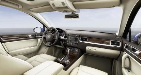Volkswagen Touareg 2014 - vista interior