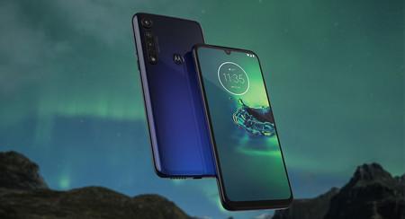 Motorola relanza el Moto G8 Plus como Motorola One Vision Plus para algunos mercados