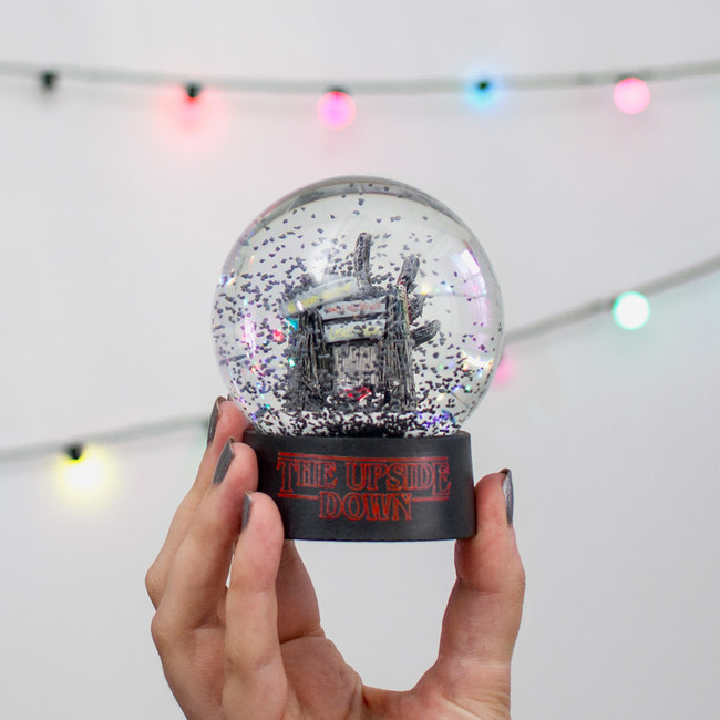 The Upside Down Snow Globe 28257