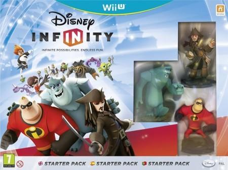 Disney Infinity llega a todas las consolas el próximo 23 de agosto de 2013
