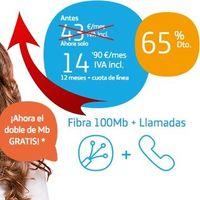 Movistar vuelve a subir sus ADSL y fibra sin Fusión para seguir empujando a la convergencia