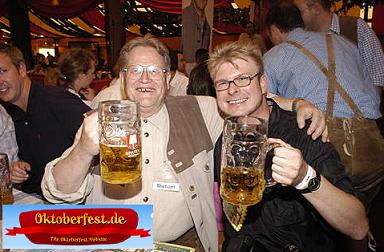 La fiesta alemana de la cerveza, Oktoberfest
