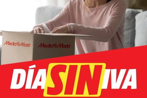 Día sin IVA en MediaMarkt: televisores Xiaomi, smartphones Samsung, portátiles Asus y aspiradores Dyson más baratos