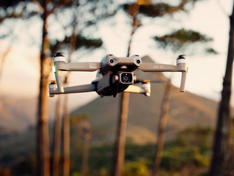 DJI Air 2S: sensor de una pulgada y grabación en 5,4K para un dron que pesa menos de 600 gramos