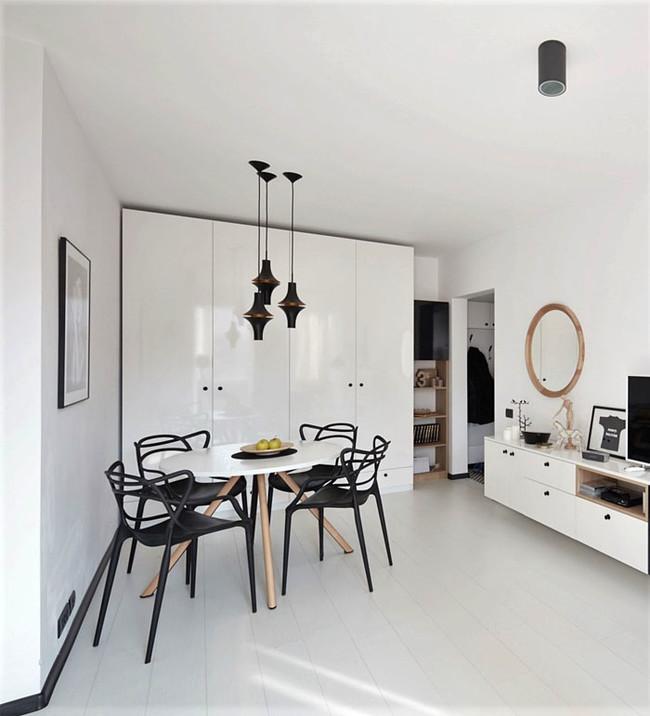 Apartamento Blanco Negro 04
