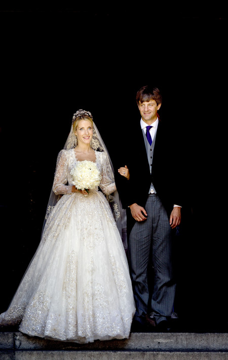 Augusto De Hannover Y Ekaterina Malysheva