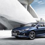 El Hyundai Sonata 2018 estrena rostro, tecnología y sabor deportivo