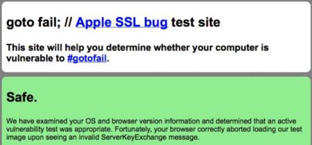 Apple soluciona su agujero de seguridad actualizando OS X Mavericks
